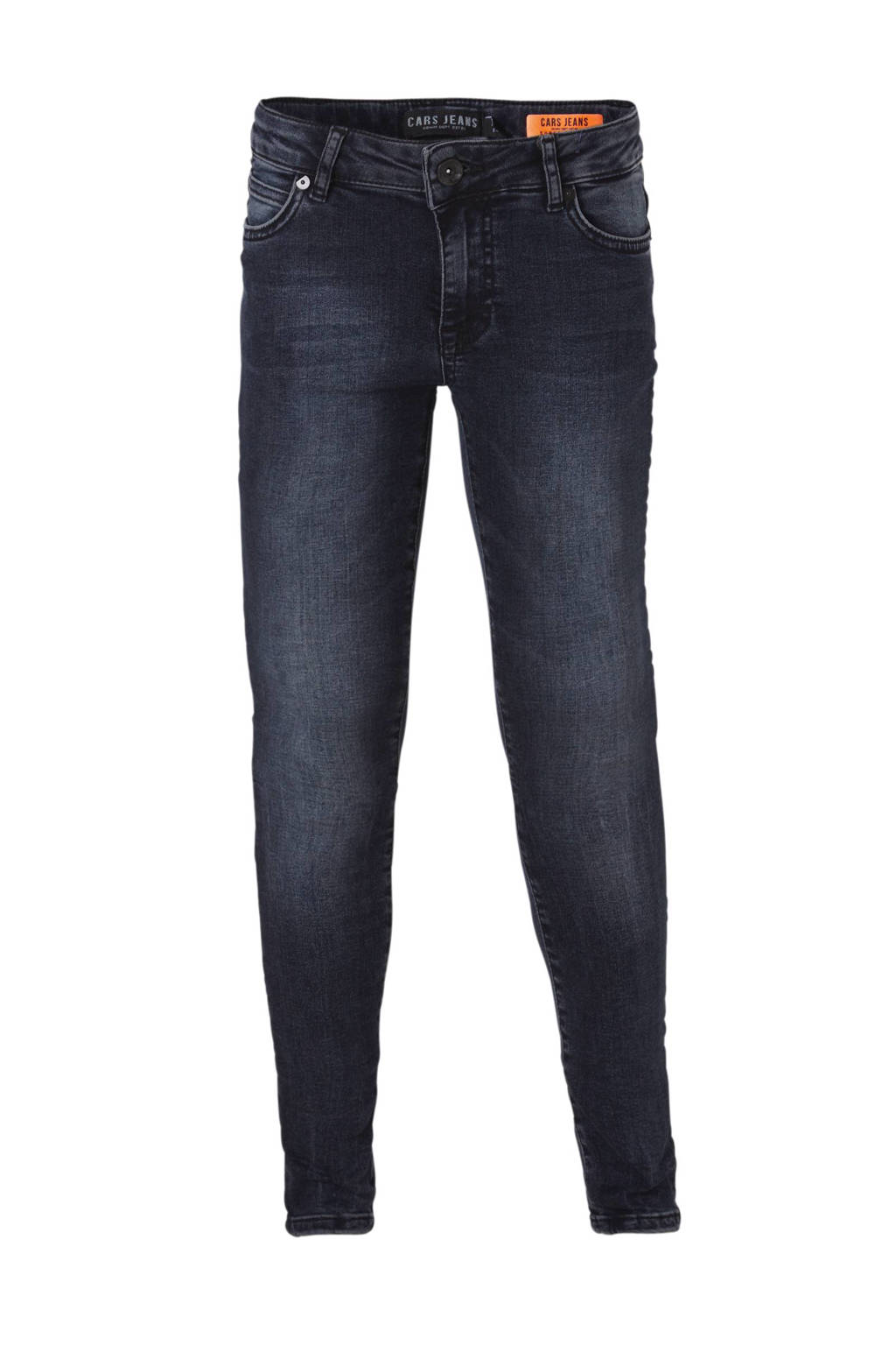 Cars skinny jeans Trust donkerblauw, Donkerblauw