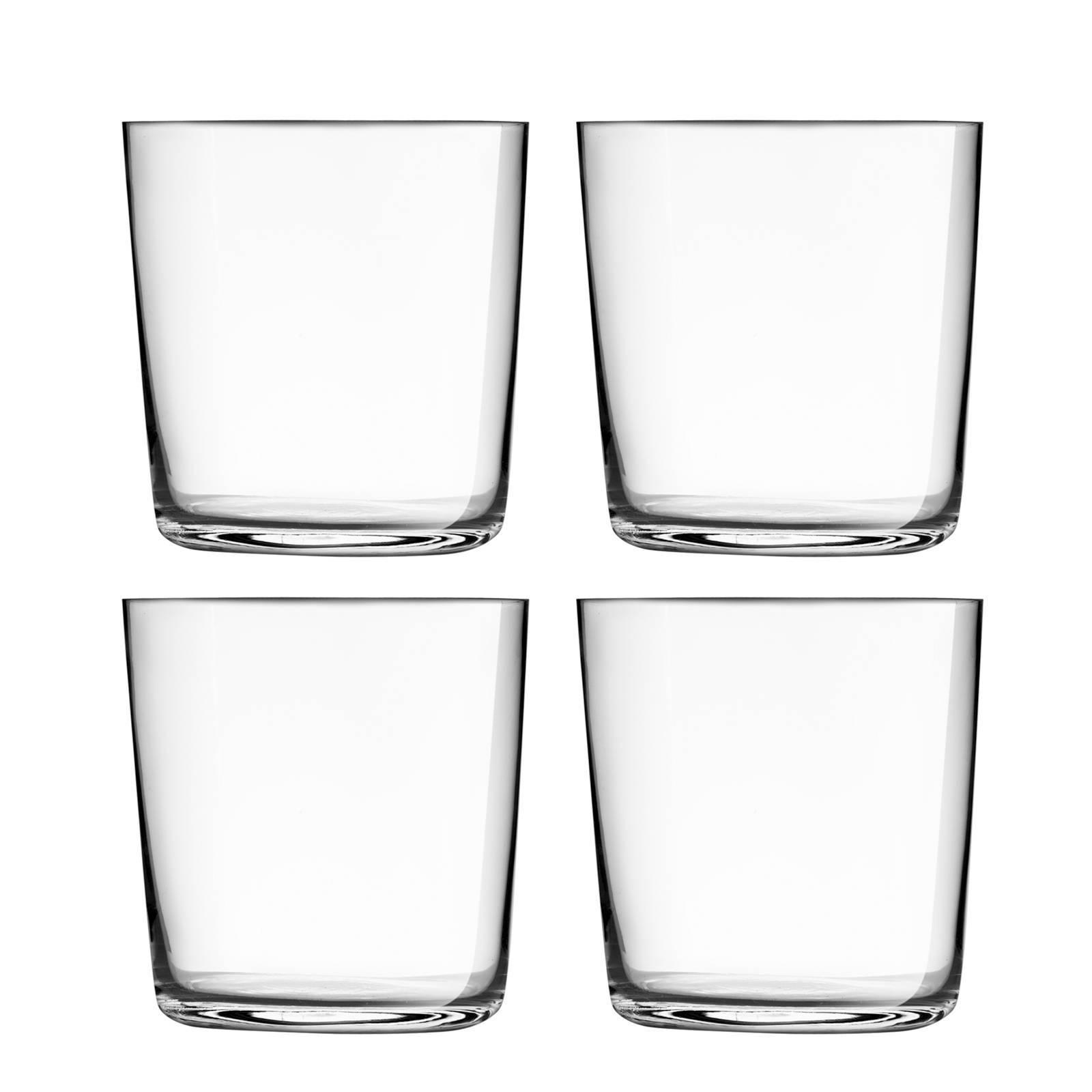 Libbey Cidra waterglas (Ø8,7 cm) (set van 4)