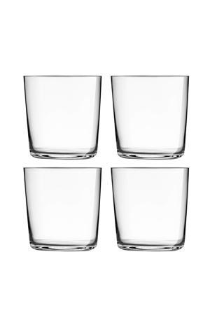 Cidra waterglas (Ø8,7 cm) (set van 4)