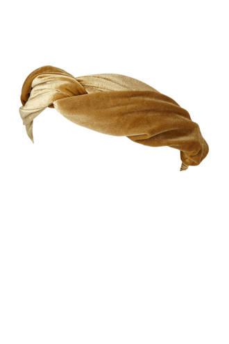 fluwelen haarband