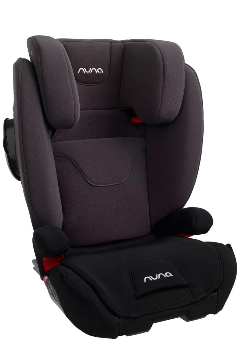 Nuna Aace autostoel groep 2/3 slate, Slate