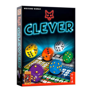 Clever dobbelspel