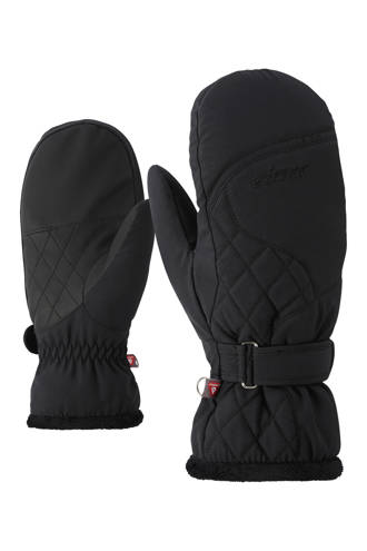 skihandschoenen KEYSARA zwart