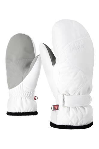 skihandschoenen KEYSARA wit