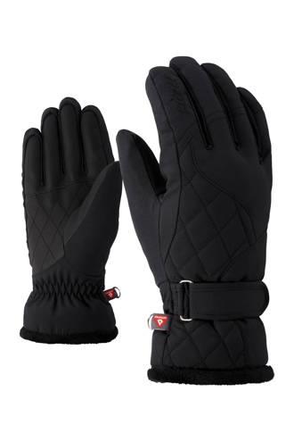 skihandschoenen KEYSA zwart
