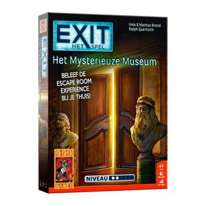 EXIT Het mysterieuze museum denkspel