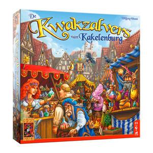 De Kwakzalvers van Kakelenburg bordspel