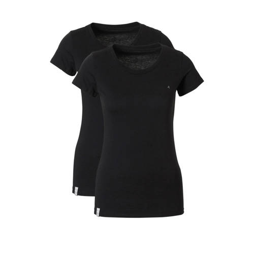 REPLAY Two pack round neck T-shirt kopen