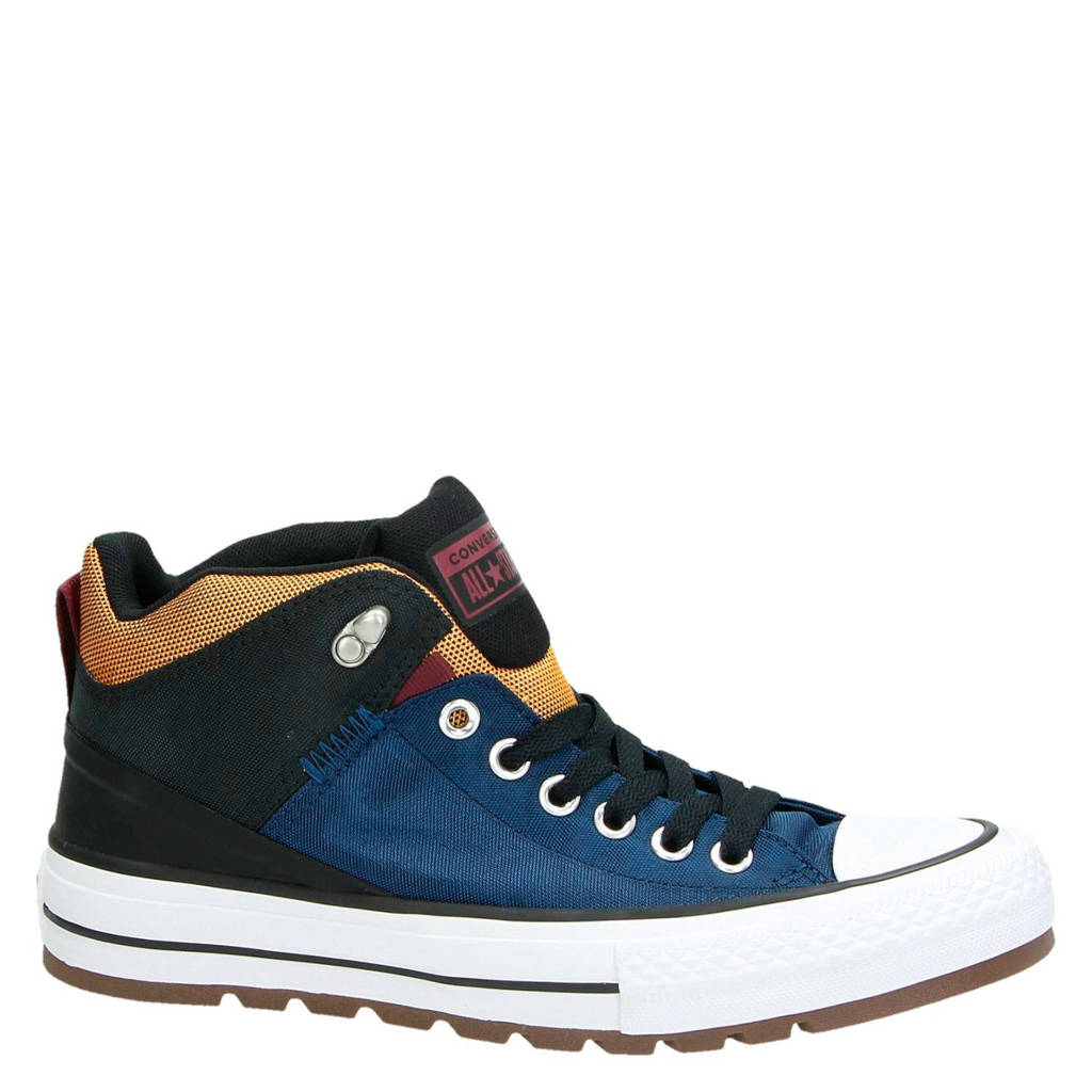 Converse  CT All Star Hi Street sneakers blauw, Blauw