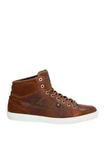 Gaastra leren sneakers cognac (heren)