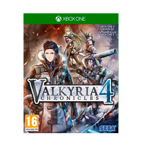 Valkyria chronicles 4 (Xbox One) kopen
