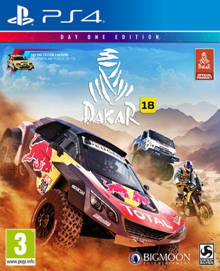 Dakar 18 (PlayStation 4)