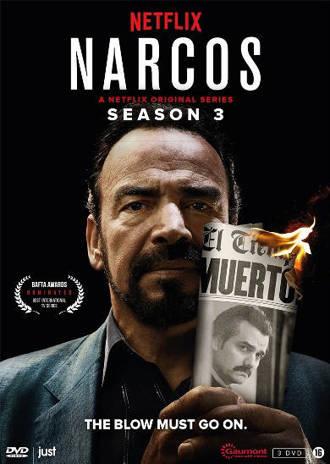 Narcos - Seizoen 3 (DVD)