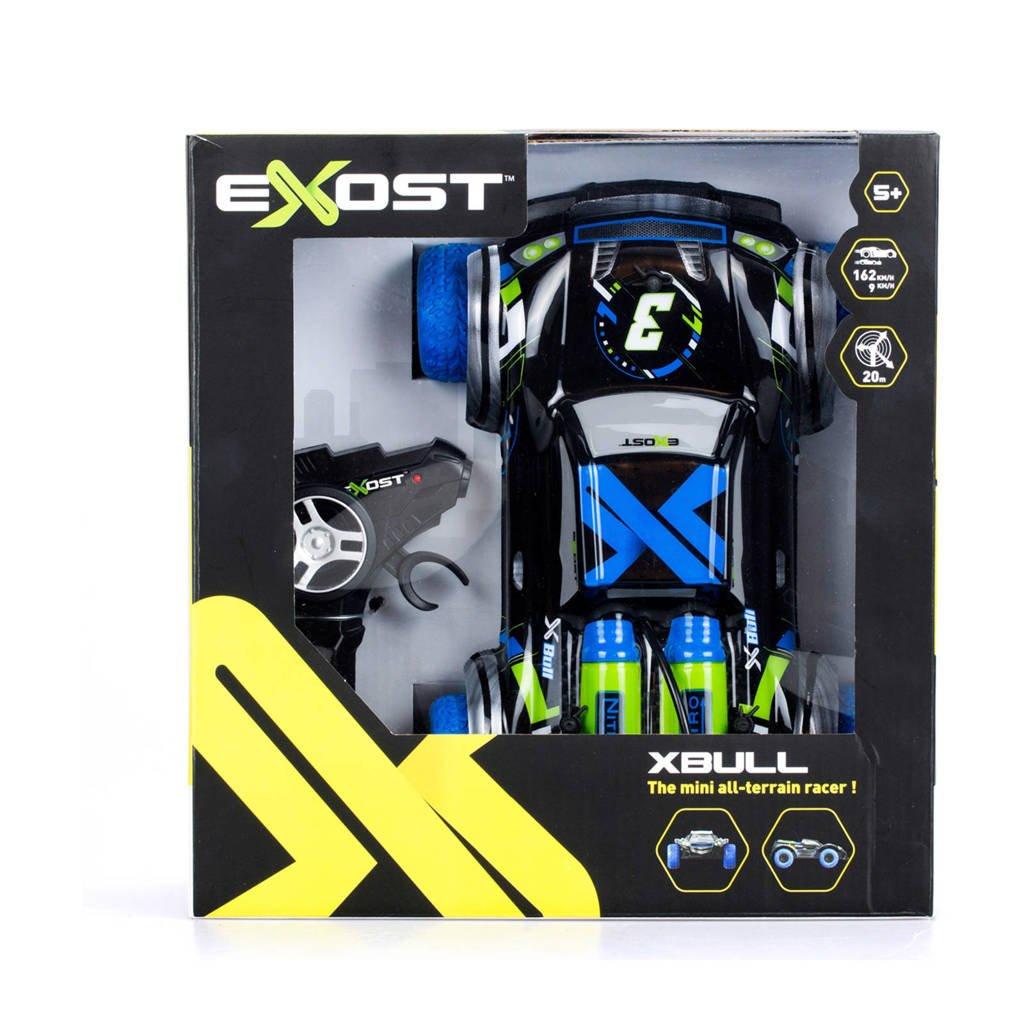 Silverlit Exost X-Bull bestuurbare auto 1:18, Wit/groen