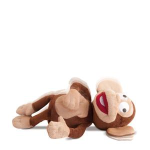 lachend aapje interactieve knuffel