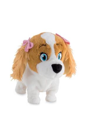 Lola blaffende en lopende puppy interactieve knuffel