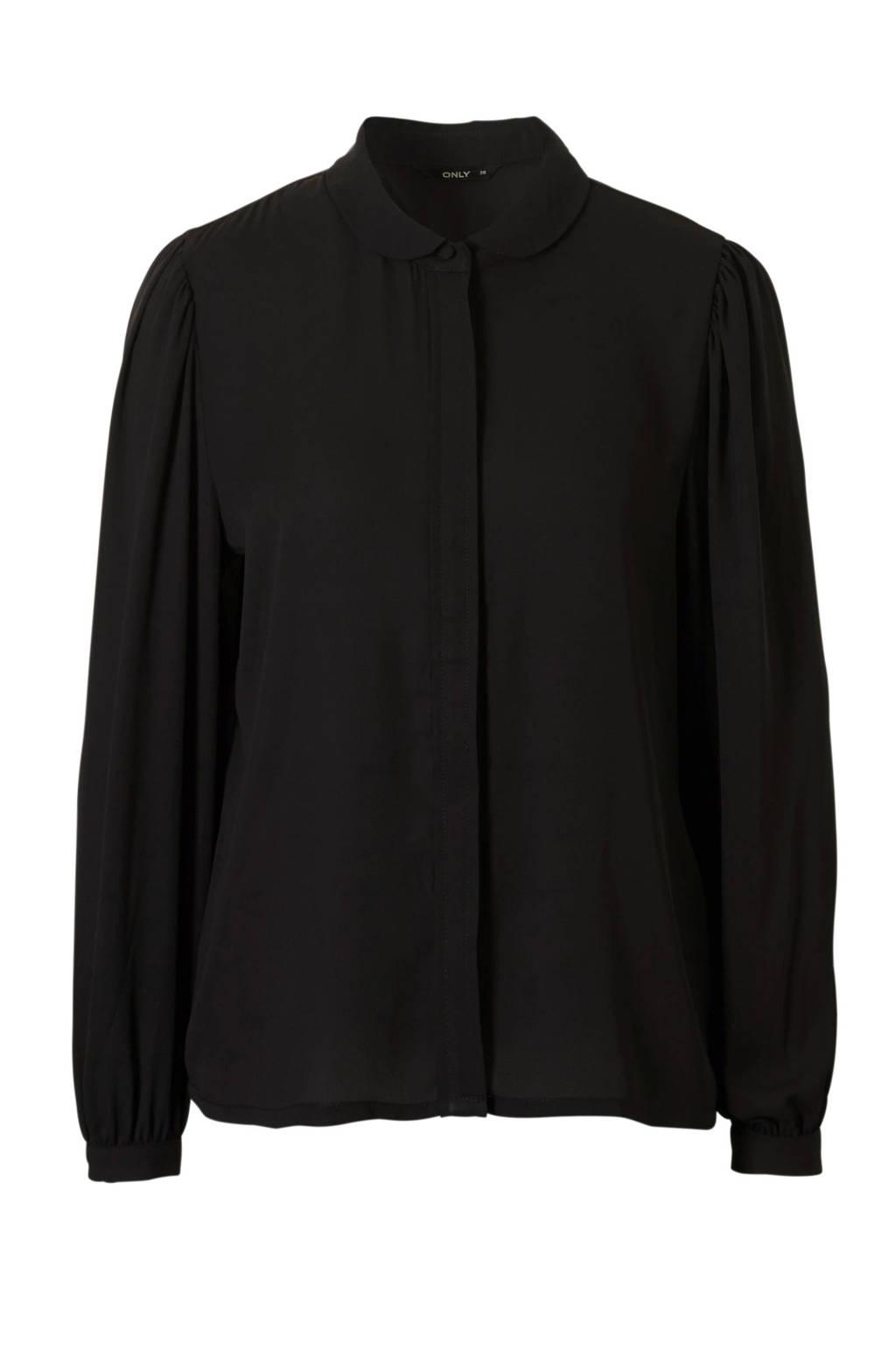 ONLY blouse, Zwart