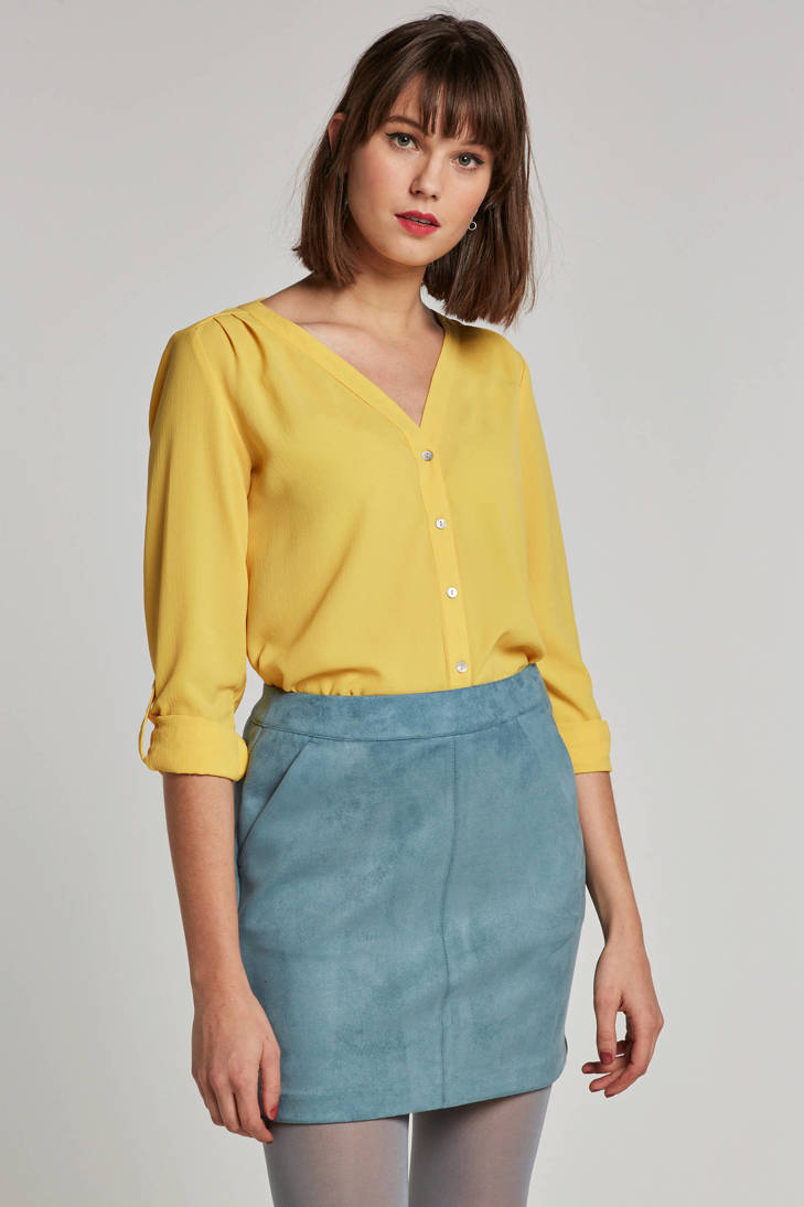 hals ONLY V ONLY met blouse blouse xdwXqnH