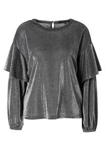 ONLY glitter top (dames)