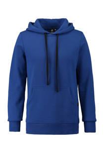 CoolCat  hoodie blauw (heren)