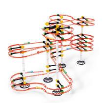 Quercetti  Skyrail ottovolante maxi knikkerbaan 410 onderdelen