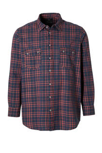 C&A XL Angelo Litrico flanellen overhemd  (heren)