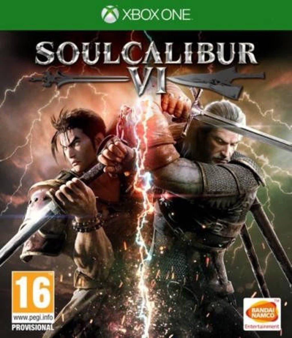 Soulcaliber VI (Xbox One)