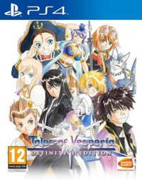 Tales of vesperia (Definitive edition) (PlayStation 4)