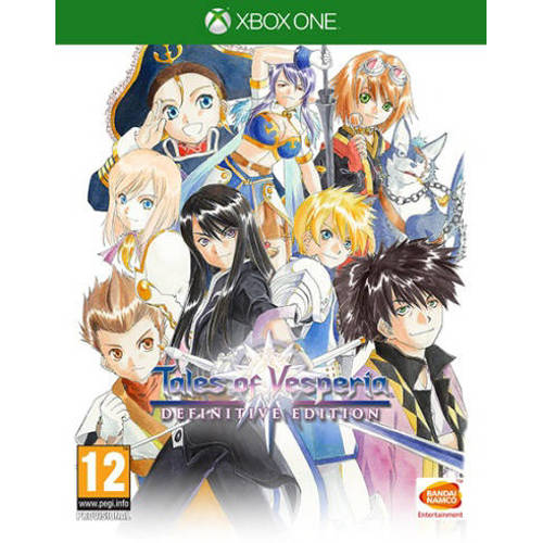 Tales of vesperia (Definitive edition) (Xbox One)