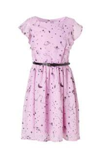 C&A Here & There jurk met print (meisjes)