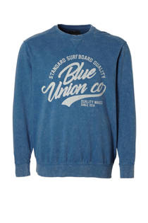 C&A XL Angelo Litrico  sweater blauw  (heren)