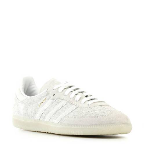 suède sneakers Samba OG ecru