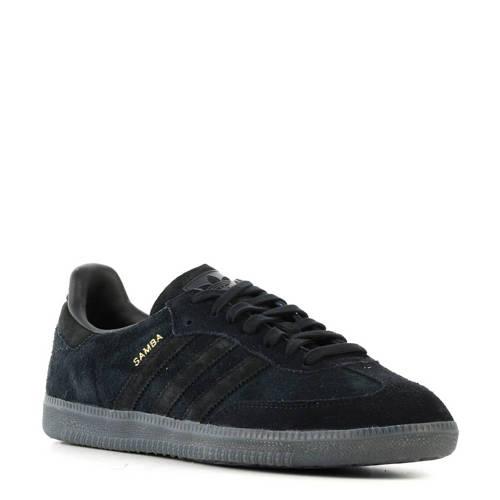 suède sneakers Samba OG zwart