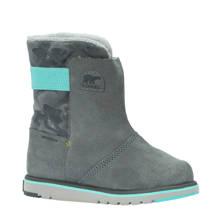 Youth Rylee suède snowboots grijs kids