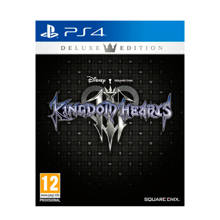 Kingdom hearts 3 (Deluxe edition) (PlayStation 4)