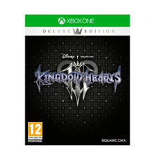 Kingdom hearts 3 (Deluxe edition) (Xbox One)