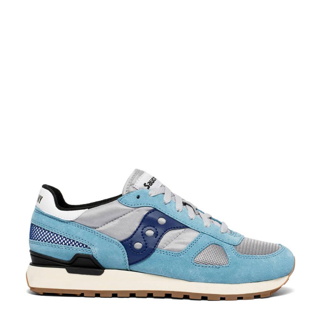 Saucony Shadow Original sneakers lichtblauw/grijs, Lichtblauw/grijs