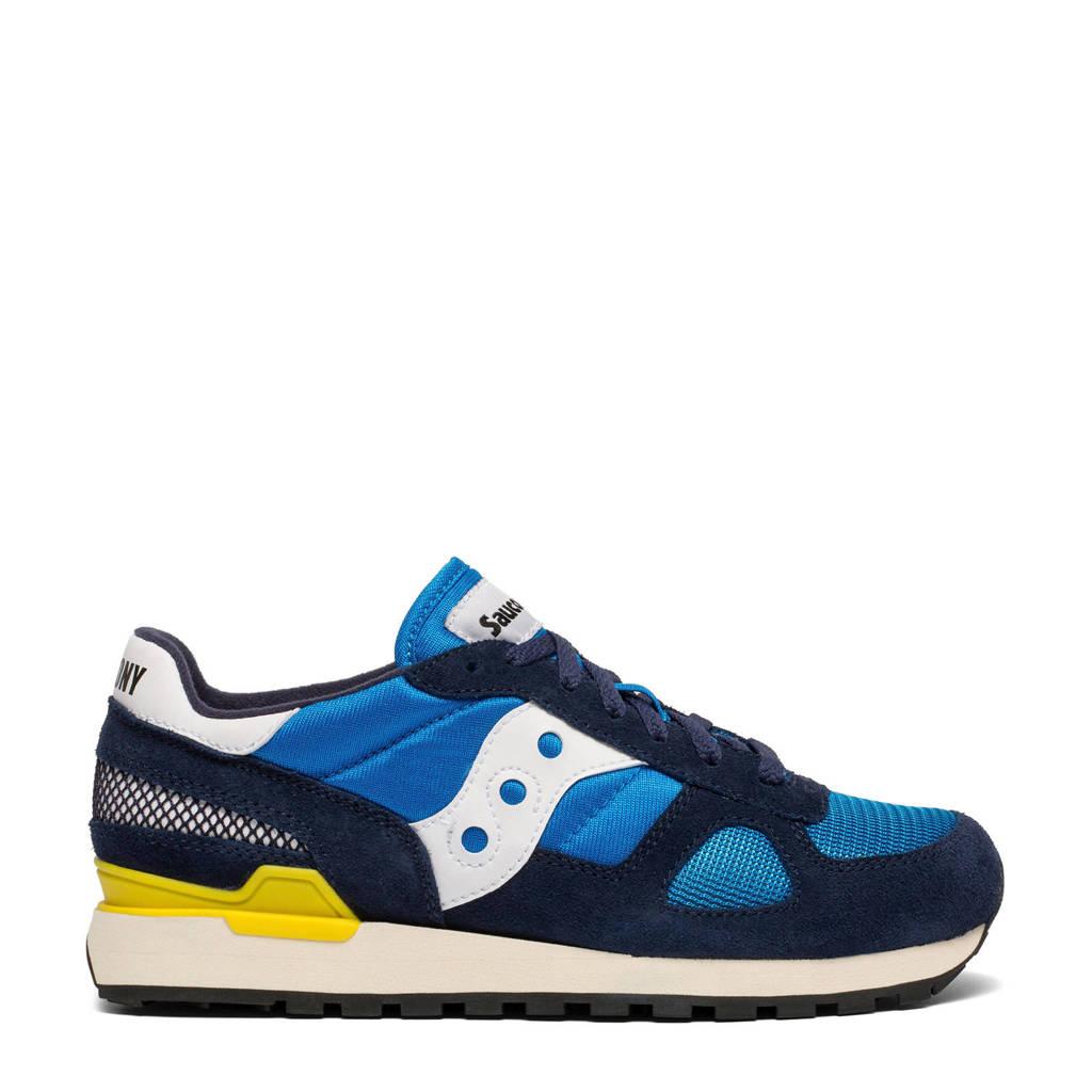Saucony Shadow Original sneakers kobaltblauw/blauw/geel