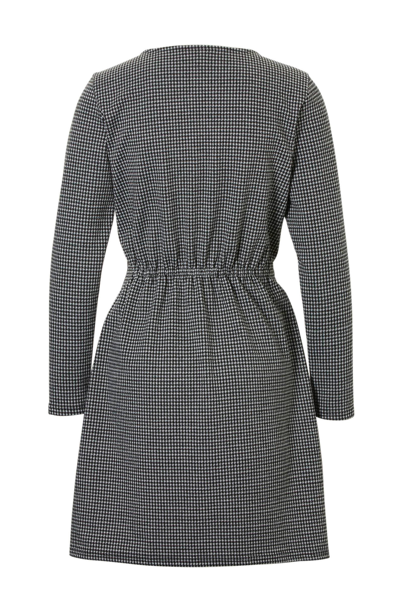 jurk Tailor jurk Tom Tailor met met ruitprint ruitprint Tom Z5w5q