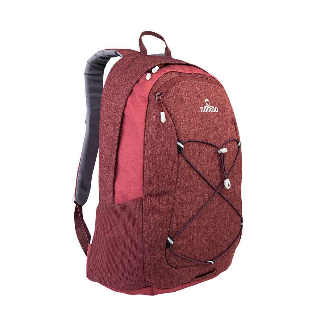 Nomad  rugzak Rose 18l, Rose Brown