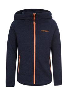Ran outdoor jas donkerblauw
