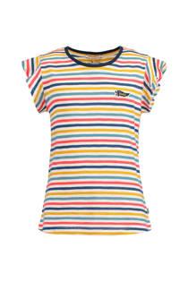 America Today Junior gestreept T-shirt Ember