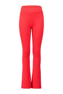 flared legging rood