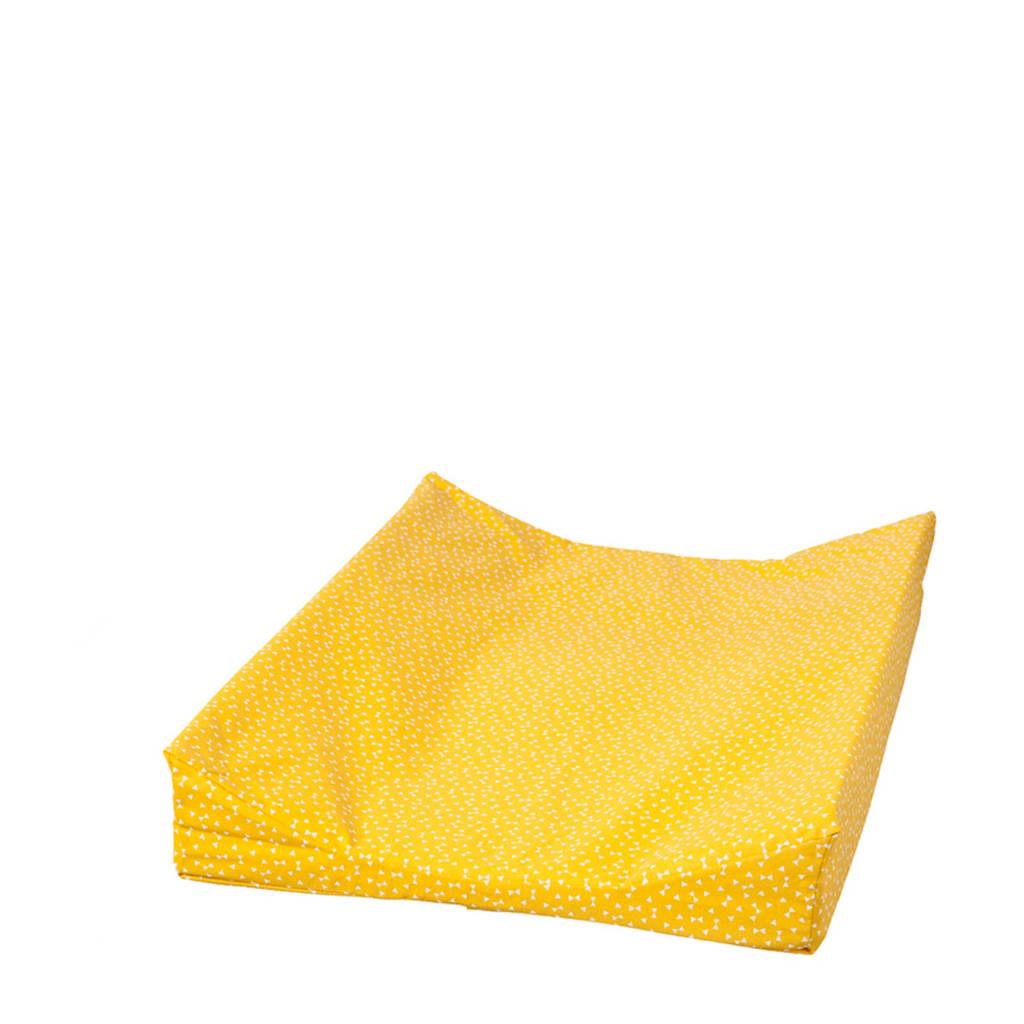 Cottonbaby waskussenhoes okergeel, Okergeel