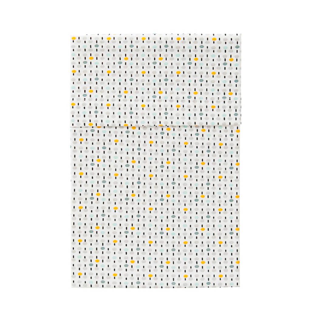 Cottonbaby ledikantlaken 120x150 cm boompjes, Boompjes