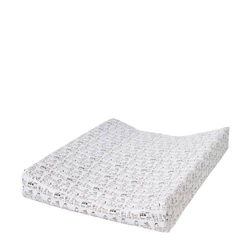Cottonbaby waskussenhoes dierenprint zwart/wit kopen