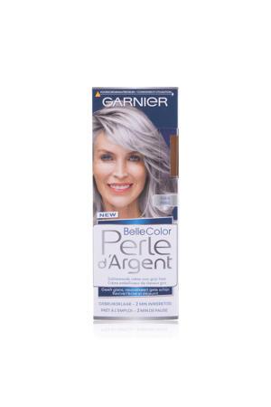 Perle d'Argent crème haarkleuring - zilvergrijs
