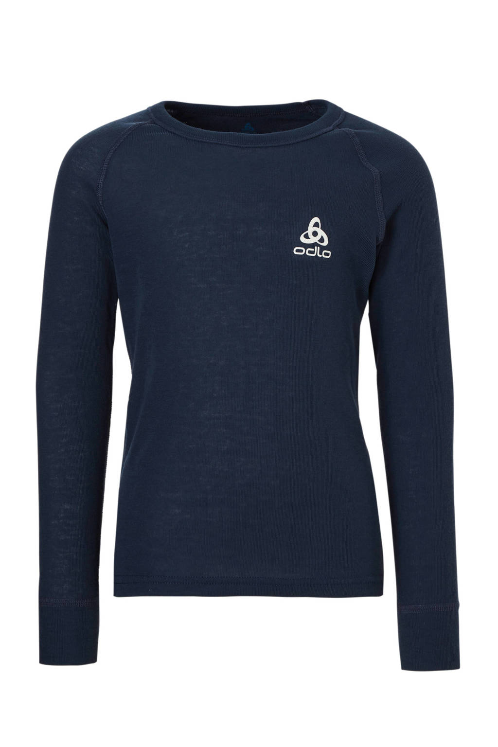 Odlo thermo sport T-shirt donkerblauw, Donkerblauw
