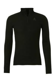 thermo sport T-shirt zwart