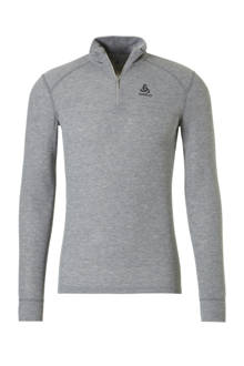 thermo sport T-shirt grijs